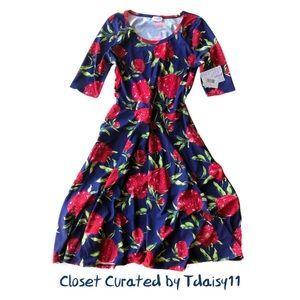 LuLaRoe | L Floral Nicole Dress